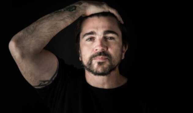 Juanes, reconocido artista colombiano.