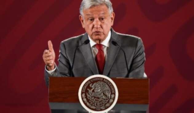 Andres Manuel Lopez Obrador presidente Mexico