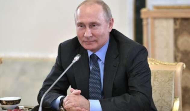 Vladimir Putin, presidente ruso