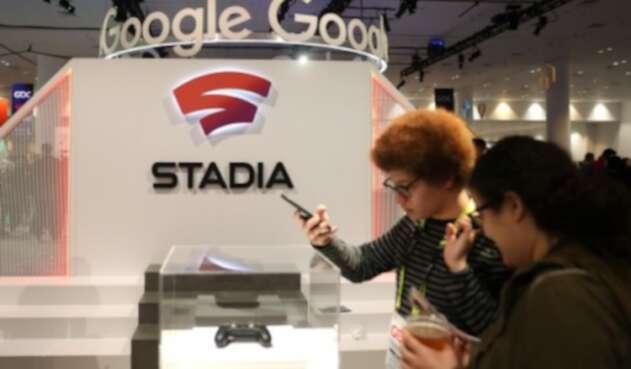 Google plataforma videojuegos Stadia