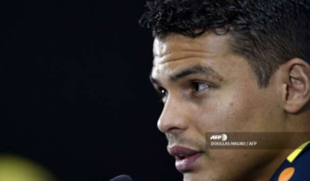 Thiago Silva, futbolista brasileño