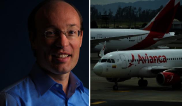 Anko van der Werff, nuevo CEO de la compañía Avianca Holdings