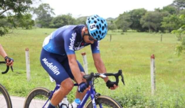 El Team Medellín domina la general en la Vuelta a Colombia