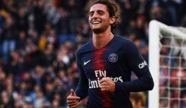 Adrien Rabiot, futbolista francés