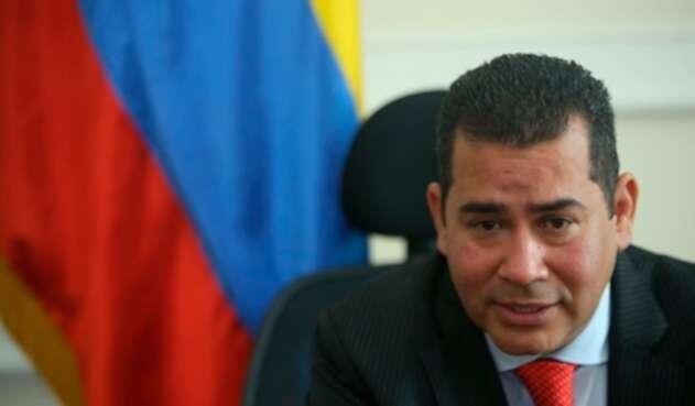 Alejandro Carlos Chacón, presidente de la Cámara de Representantes