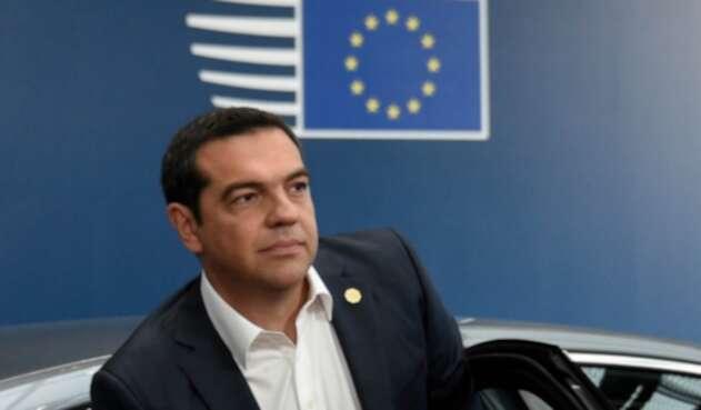 Alexis Tsipras, primer ministro griego