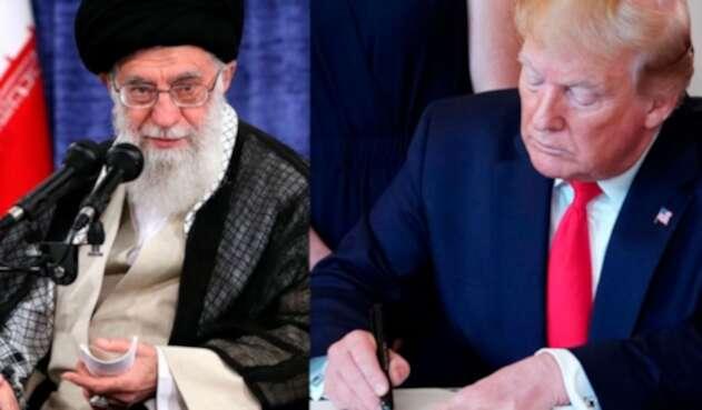 Donald Trump toma medidas contra Irán