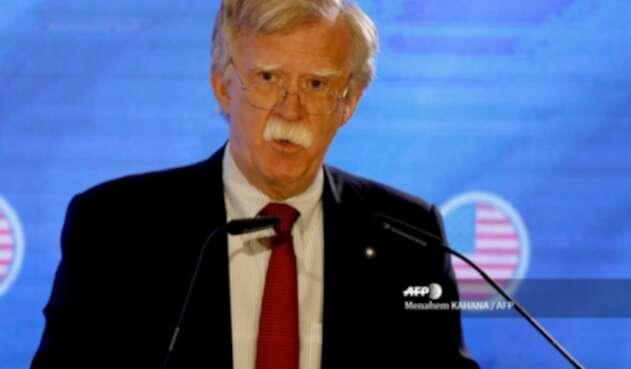 John Bolton, asesor de Seguridad Nacional de estadounidense