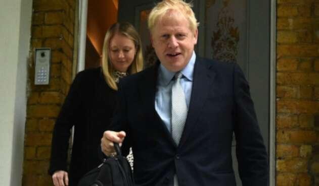 Boris Johnson, el más sonado para reemplazar a Theresa May.