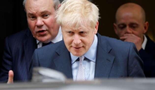 Boris Johnson, candidato a suceder a Theresa May