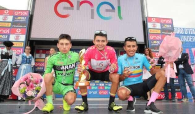 Camilo Ardila, Giro de Italia sub 23