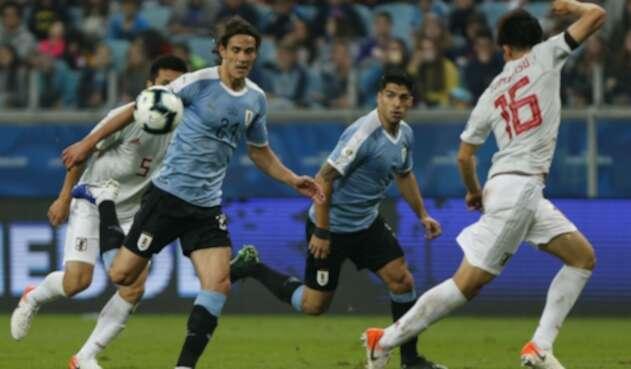 Cavani y Suárez, referentes de la Selección de Uruguay