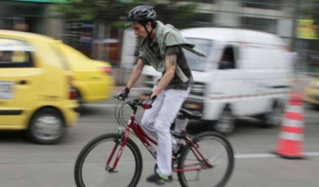 Hay polémica por la construcción de ciclorrutas en Bucaramanga.