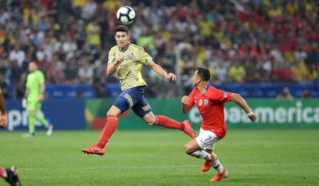 Colombia Vs Chile Paquete 3