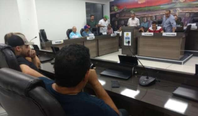 Algunos de los concejales afectados no repiten en las próximas elecciones.