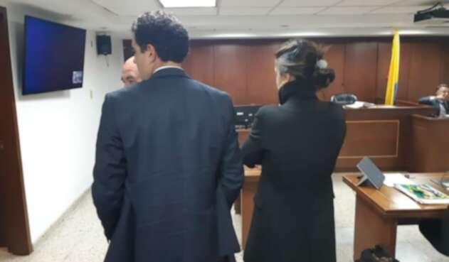 Hermanos Uribe Noguera en juicio en su contra