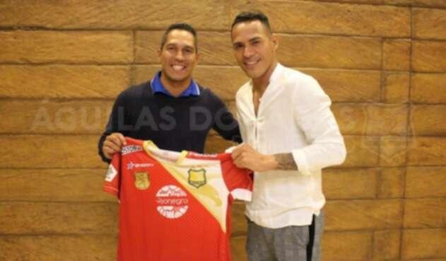 Aldo Leao Ramírez, nuevo jugador de Rionegro Águilas