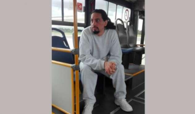 David Murcia Guzmán, deportado desde Estados Unidos a Colombia
