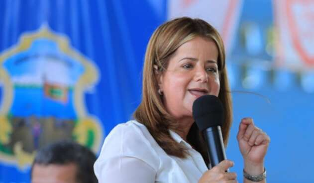 Elsa Noguera, candidata a la Gobernación del Atlántico