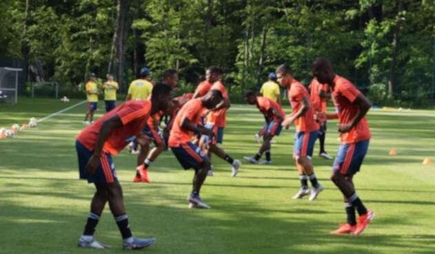 Entrenamiento Selección Sub-20
