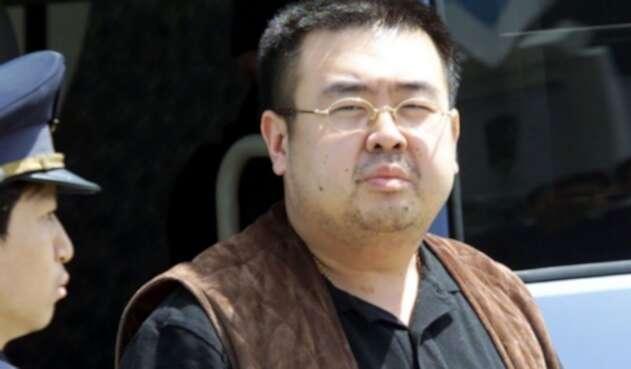 KimJong Nam.