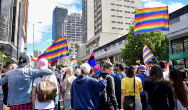 Marcha LGBTI