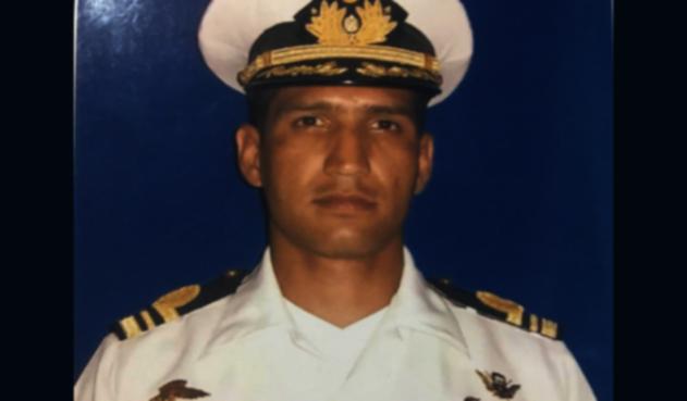 Capitán de Corbeta Rafael Acosta Arévalo