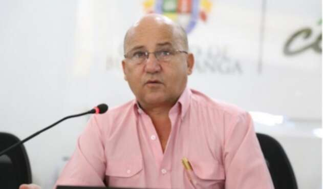 Alcalde encargado de Bucaramanga