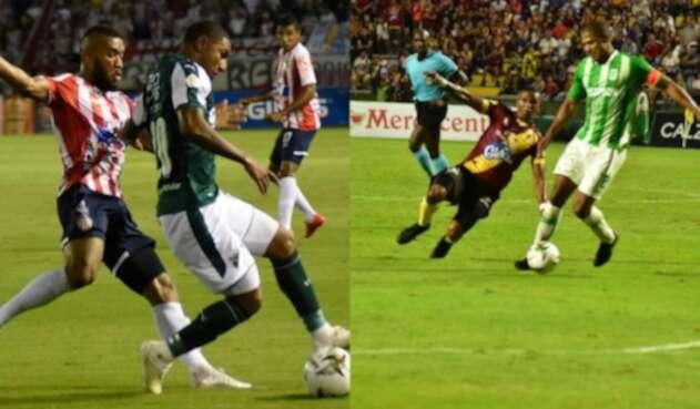 Grupo A Liga Águila