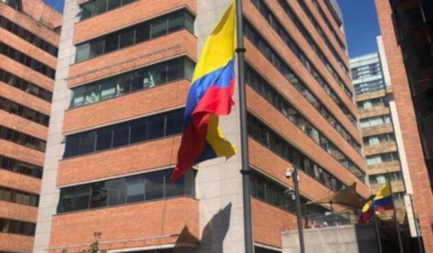 La Empresa de Energía de Bogotá