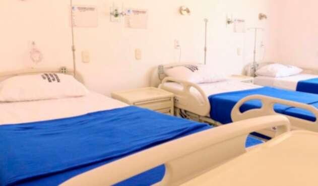 Camillas de hospital