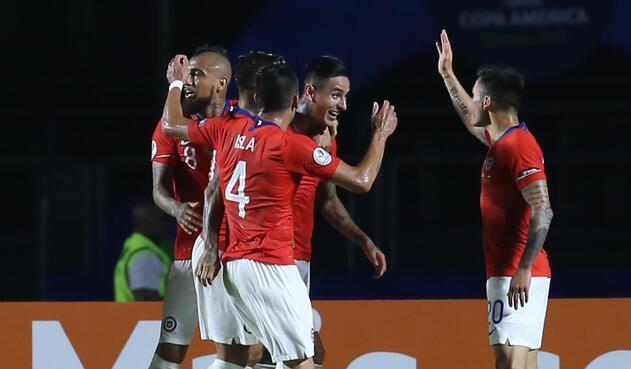 Japóm vs. Chile - Copa América