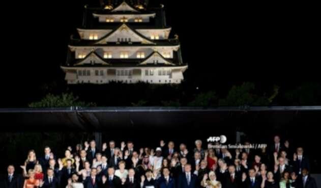 Cumbre G20 en Japón