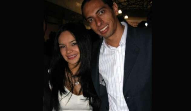 Joane Ivette León, exesposa de David Murcia Guzmán