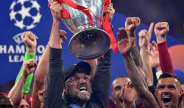 Liverpool, campeón de Europa.