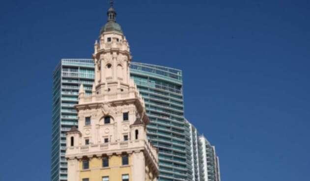 Torre de la Libertad, en Miami.