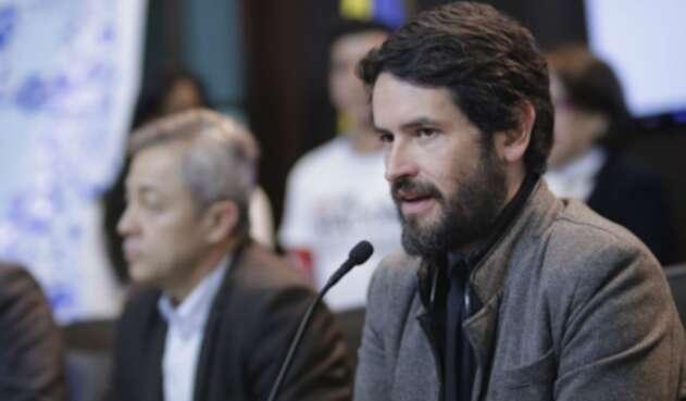 Juan Carlos Lozada, representante a la Cámara