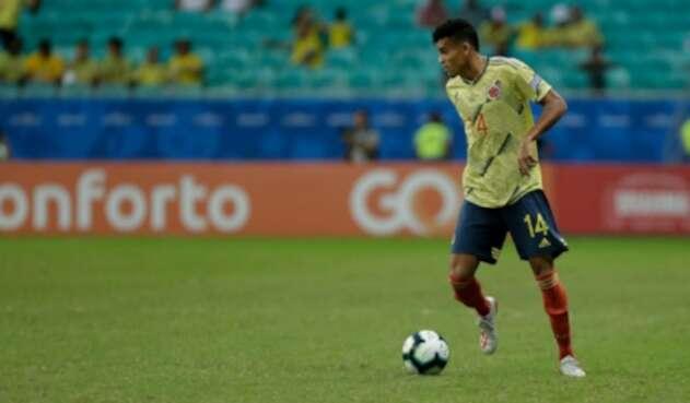 Luis Díaz, futbolista colombiano