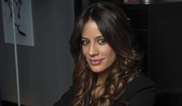 La actriz Manuela González.