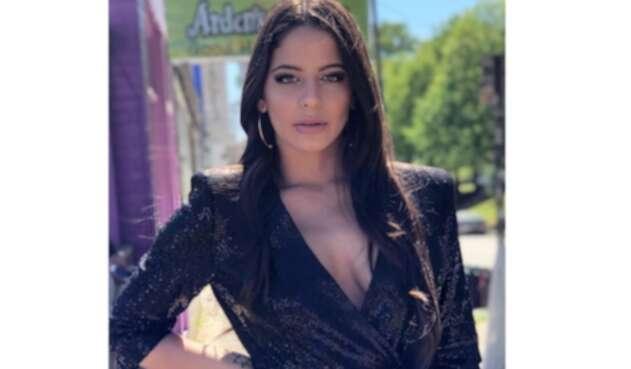 María Legarda, hermana de Fabio Andrés Legarda.