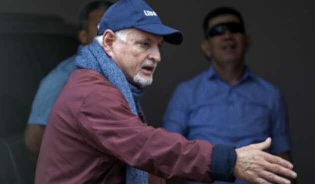 Expresidente de Panamá, Ricardo Martinelli