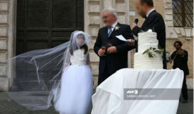Matrimonio de niños