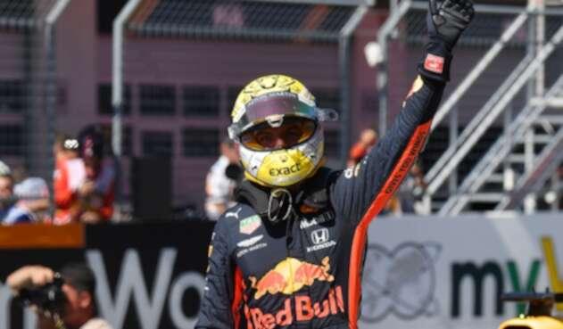 Max Verstappen, ganador del Gran Premio de Austria de Fórmula Uno