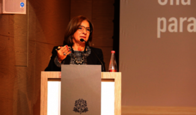 Ministra de Justicia, Margarita Cabello se pronunció sobre la reforma de la justicia