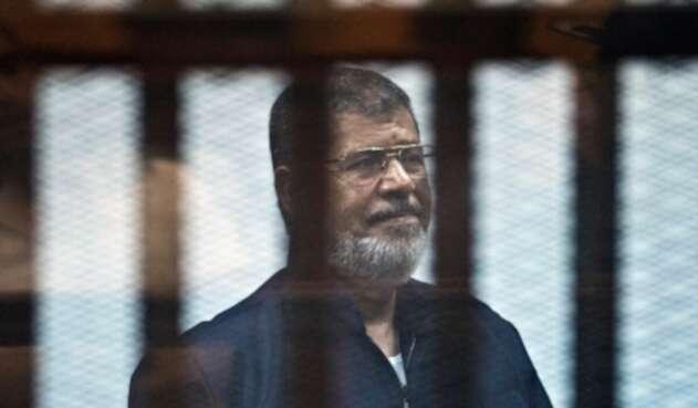 Mohamed Mursi, expresidente de Egipto
