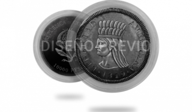 Moneda del Bicentenario