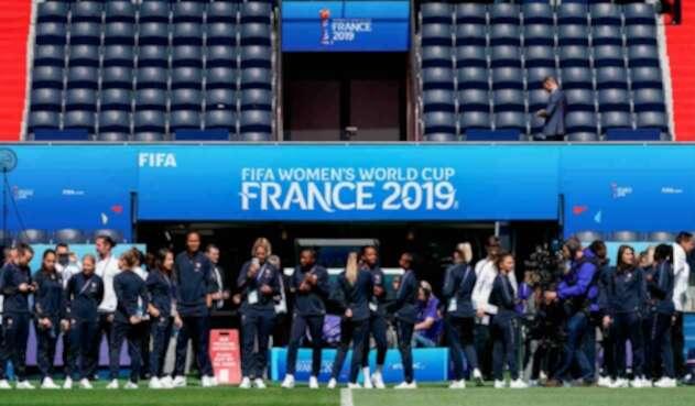 Francia es la sede el Mundial femenino de mayores