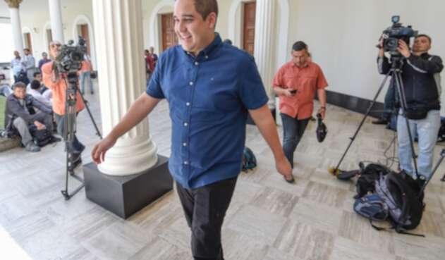 """Nicolás """"Nicolasito"""" Ernesto Maduro Guerra, hijo de Nicolás Maduro"""