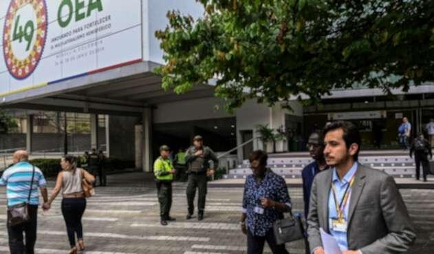 Medellín, sede de la Asamblea de la OEA