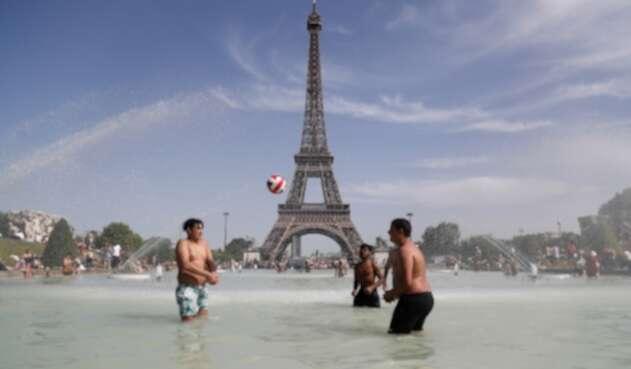 Ola de Calor en Europa
